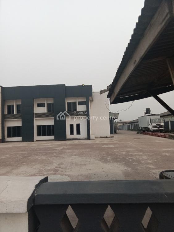 Luxury Modern Office Space & Warehouse, Fatai Atere, Matori, Ladipo, Mushin, Lagos, Office Space for Rent