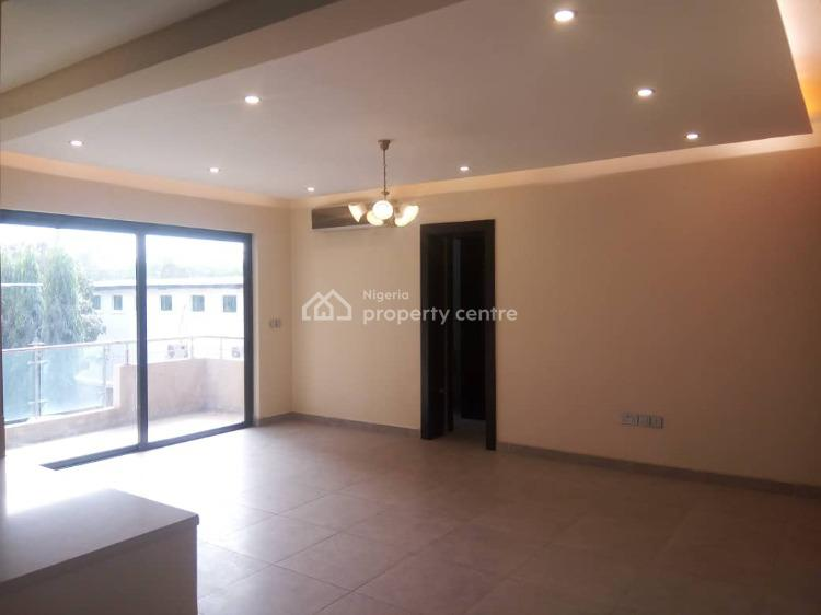 Luxury Diplomats/expats 4 Bedroom Apartment with Pool, Lift and Gym, Off Ibb Boulevard, Maitama District, Abuja, Flat for Rent