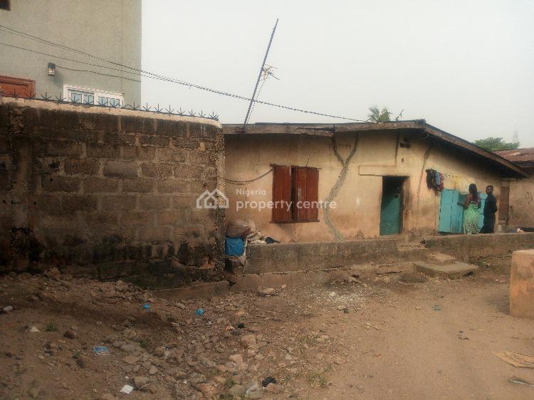 Demolisheable Bungalow on Half Plot, Aminu Street, Off Kazeem Street, Alapere, Ketu, Lagos, Residential Land for Sale