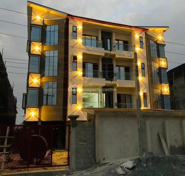 2 Bedroom Luxury Apartments Fully Serviced, Beside Nicon House, Lekki Phase 1, Lekki, Lagos, Block of Flats for Sale