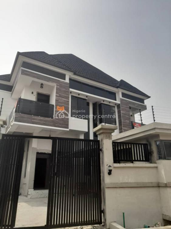 4 Bedroom Semi Detached, Chevron Drive, Lekki Expressway, Lekki, Lagos, Semi-detached Duplex for Sale