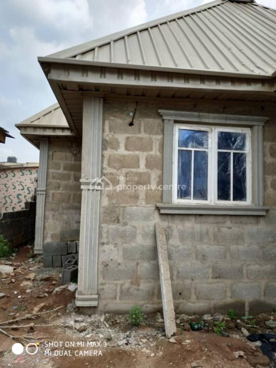 Newly Built 2 Bedroom Setback, Ajasa Command, Alimosho, Lagos, Block of Flats for Sale