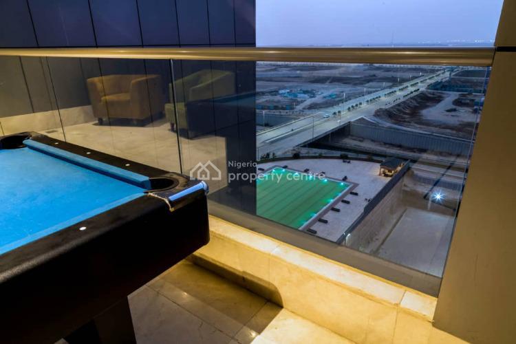 Luxury 3 Bedrooms Apartment with Free Internet and Netflix, Eko Atlantic City, Victoria Island (vi), Lagos, Flat / Apartment Short Let