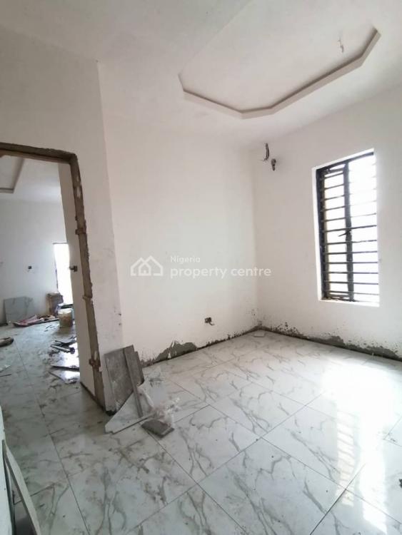 Newly Built 4 Bedroom Detached Duplex with a Room Bq.... 99% Finished, Ikota, Lekki, Lagos, Detached Duplex for Sale