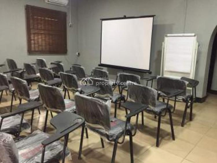 Training Room / Meeting Room / Conference Room, 10 Bisi Ogabi Street, Allen, Ikeja, Lagos, Conference / Meeting / Training Room for Rent