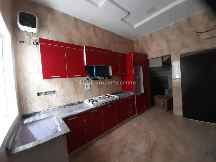 Tastefully Finished 4 Bedrooms Semidetached Duplex with Bq, Chevron, Lekki, Lagos, Semi-detached Duplex for Sale