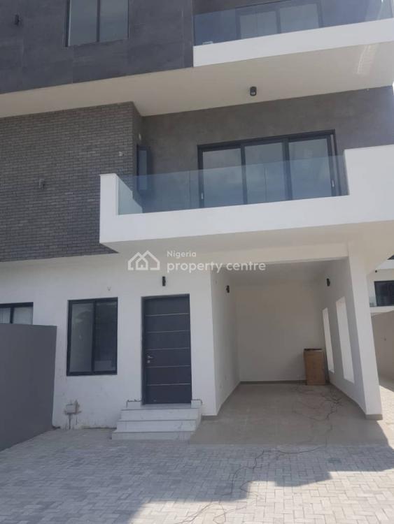 Brand New 5 Bedroom Semi Detached House with Bq Swimming Pool, Banana Island, Ikoyi, Lagos, Semi-detached Duplex for Sale