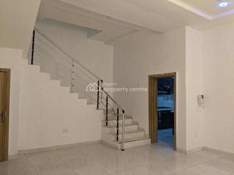Fully Serviced 4 Bedrooms Terrace, Chevron, Lekki, Lagos, Terraced Duplex for Sale