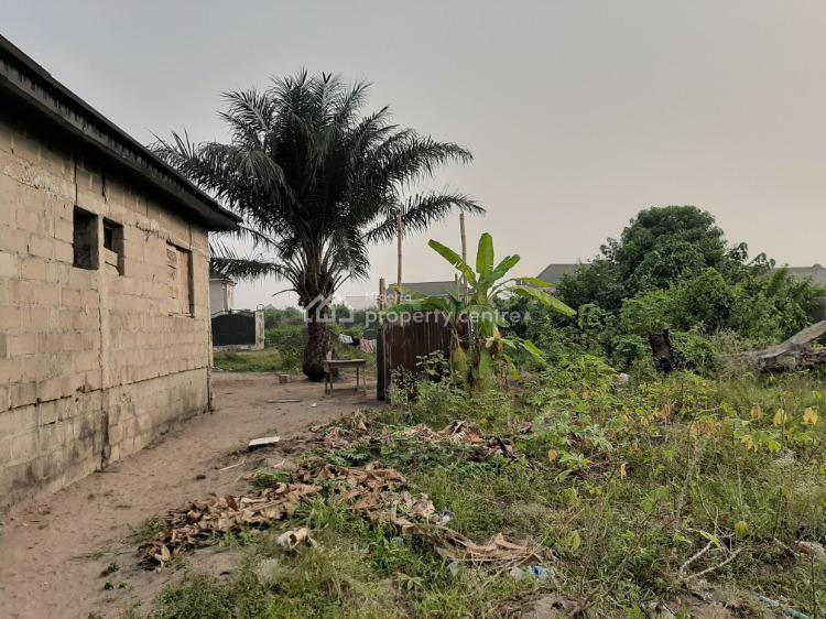 Standard Upland Plot Available, Atlantic View Estate, Sangotedo, Ajah, Lagos, Residential Land for Sale