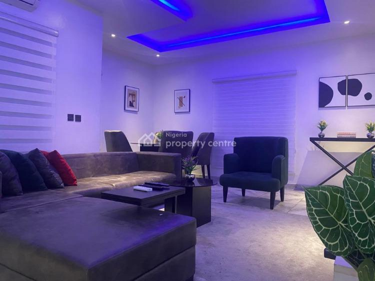 Lush 3 Bedrooms Flat with Excellent Facilities, Off Freedom Way, Lekki Phase 1, Lekki, Lagos, Self Contained (single Rooms) Short Let