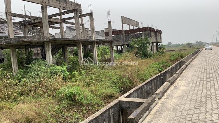 10 Units of Carcass,4 Bedroom Detached Duplex, Eko Akete Housing Estate ., Lekki, Lagos, Detached Duplex for Sale