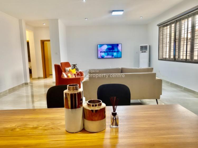 3 Bedrooms Apartment, Parkview, Ikoyi, Lagos, Flat Short Let