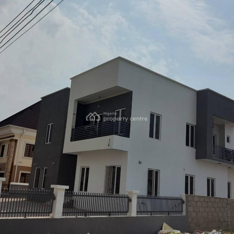 Newly Built 5 Bedroom Detached House with 2 Rooms Boys Quarters, Lake View Estate on Orchid Hotel Road, By Eleganza Bus Stop., Lekki, Lagos, Detached Duplex for Sale