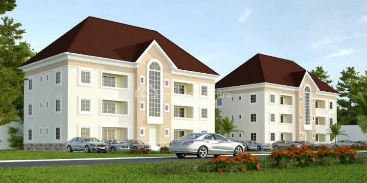 Luxury 3 Bedroom Flats on Mortgage, Oladipo Diya Way, Behind Mrs Petrol Station on Gaduwa Estate Road., Gaduwa, Abuja, Block of Flats for Sale