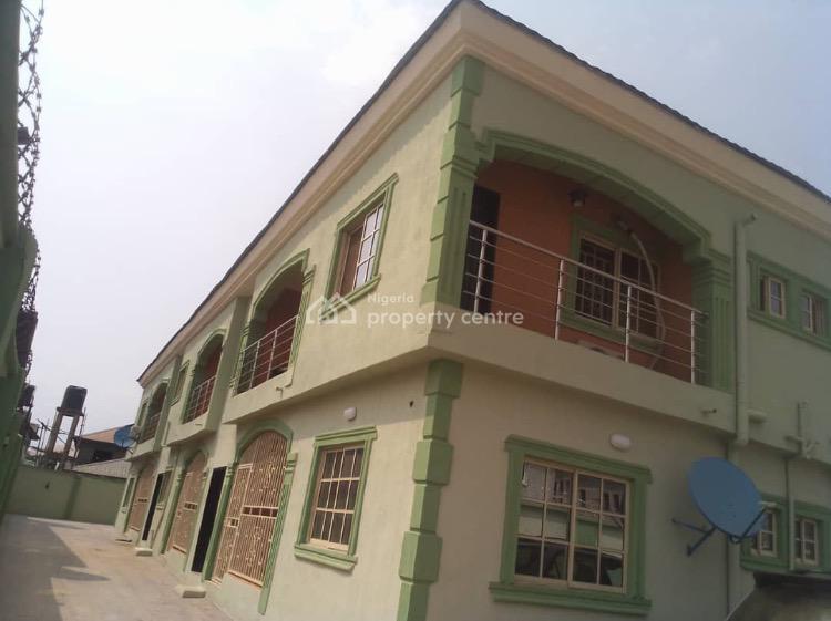 Executive 2 Bedroom Flat, Valleyview Estate, Ebute, Ikorodu, Lagos, Flat for Rent