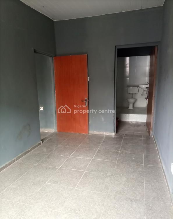 Nice and Standard Mini Flat with Visitors Toilet, Salem Before Osapa London, Ikate, Lekki, Lagos, Mini Flat for Rent