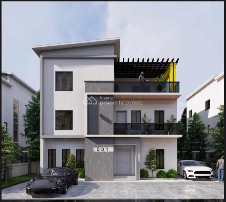 5 Bedrooms Detached Duplex, Katampe, Abuja, Detached Duplex for Sale