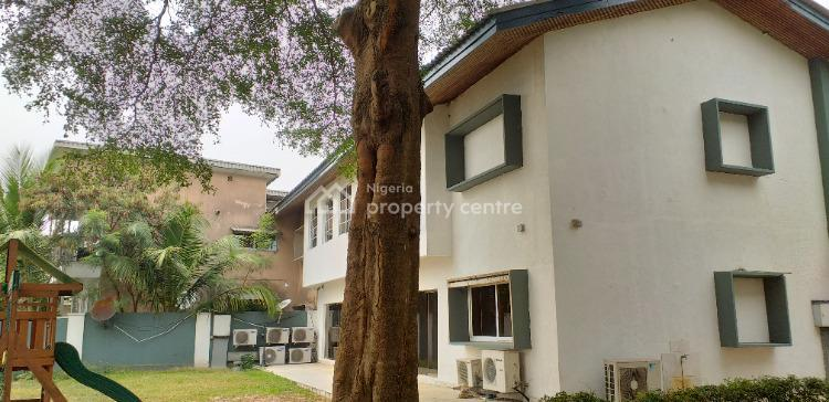 Water Front 4 Bedroom Duplex Suitable for Residential, School, Clubs., Madueke Drive, Ikoyi Southwest, Ikoyi, Lagos, Detached Duplex for Rent