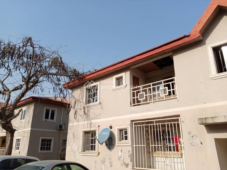 3  Bedroom Flat, Haven Estate, Life Camp, Abuja, Block of Flats for Sale