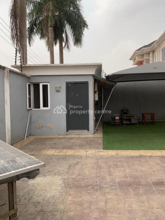 Luxury 5 Bedroom Fully Detached Duplex with 2 Bq, Magodo Phase 2, Magodo, Lagos, Detached Duplex for Sale