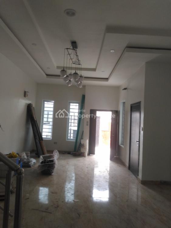 Newly Built 4 Bedroom Semi-detached Duplex, Chevron Alternative Route, Lekki, Lagos, Semi-detached Duplex for Sale