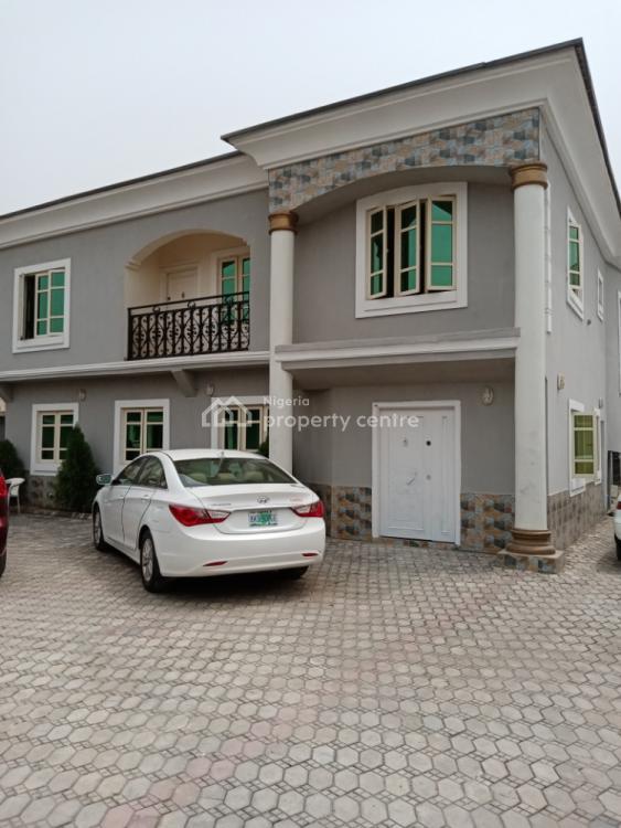 Newly Built Luxurious 4 Bedroom Duplex, Peninsula Garden Estate Road, Back of Blenco, Olokonla, Ajah, Lagos, Terraced Duplex for Rent