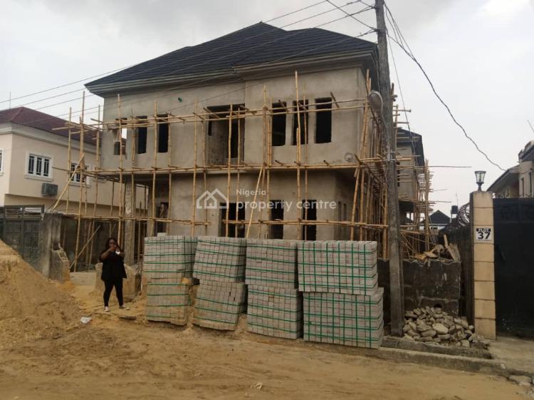 4 Bedroom  Detached Duplex with Bq, Ado Road,, Sabina Villa, Ado, Ajah, Lagos, Detached Duplex for Sale