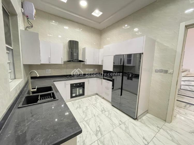 4 Bedroom Fully Detached Duplex with Bq, Osapa London, Osapa, Lekki, Lagos, Detached Duplex for Sale