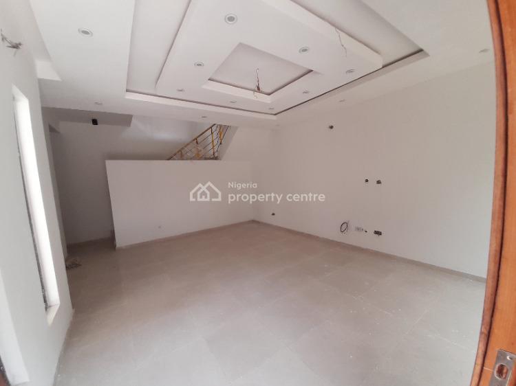 4 Bedroom  Terraced Duplex, Osapa, Lekki, Lagos, Semi-detached Duplex for Sale