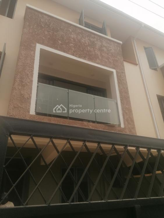 Luxury 4 Bedrooms Terrace Duplex, Off Adeniyi Jones, Ikeja, Lagos, House for Sale