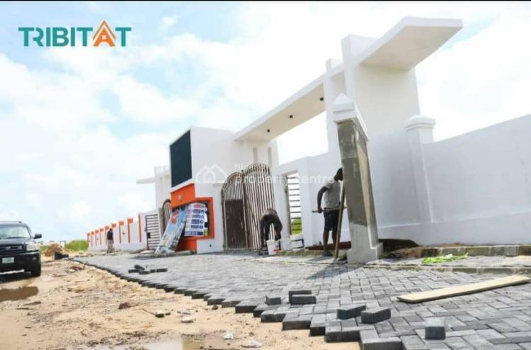 Land, 1 Min Drive From Lekki-epe Expressway, Abijo, Lekki, Lagos, Residential Land for Sale