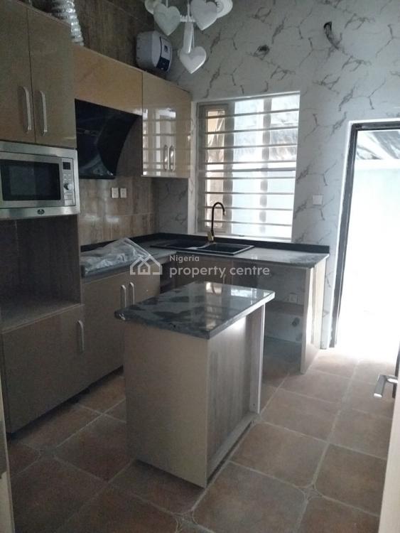 4 Bedroom Semi Detached Duplex in a Mini Court, Ikota Estate, Ikota, Lekki, Lagos, Semi-detached Duplex for Rent