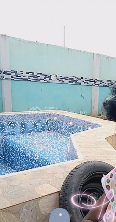 One Swimming Pool, Car Park, 2 Glass 3 Bed, Oms and 2 Sitting Rooms, 2 Dasho Street Itele Road, Ado-odo/ota, Ogun, Block of Flats for Sale