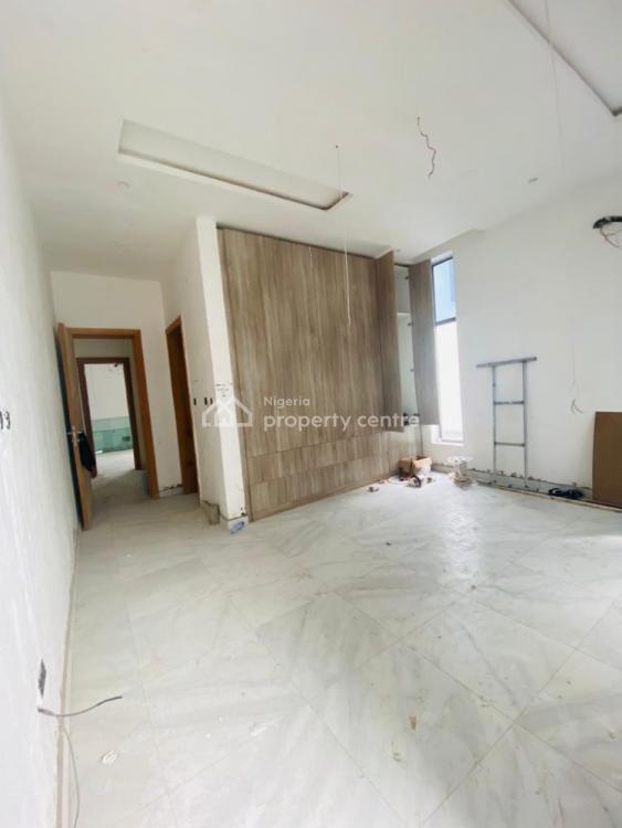 5 Bedrooms Fully Detached Duplex with B/q, Penthouse, Pool, Cinema & Study, Osapa, Lekki, Lagos, Detached Duplex for Sale