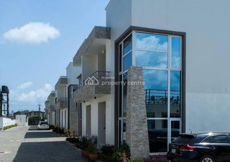Luxury 4 Bedroom Semi Detached Duplex with Bq, Osborne Phase 2, Osborne, Ikoyi, Lagos, Semi-detached Duplex for Rent
