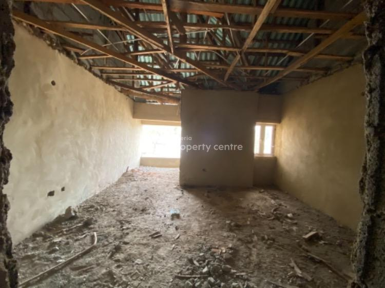 Solid Carcass Home, Karmo, Abuja, Terraced Duplex for Sale