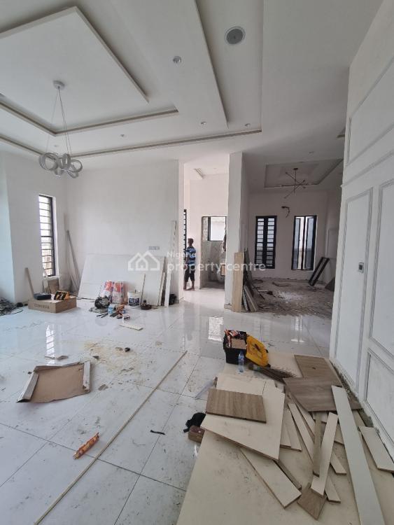 Automated 5 Bedroom Detached Duplex with Inbuilt Swimming Pool, Lekki County Homes Estate, Ikota, Lekki, Lagos, Detached Duplex for Sale