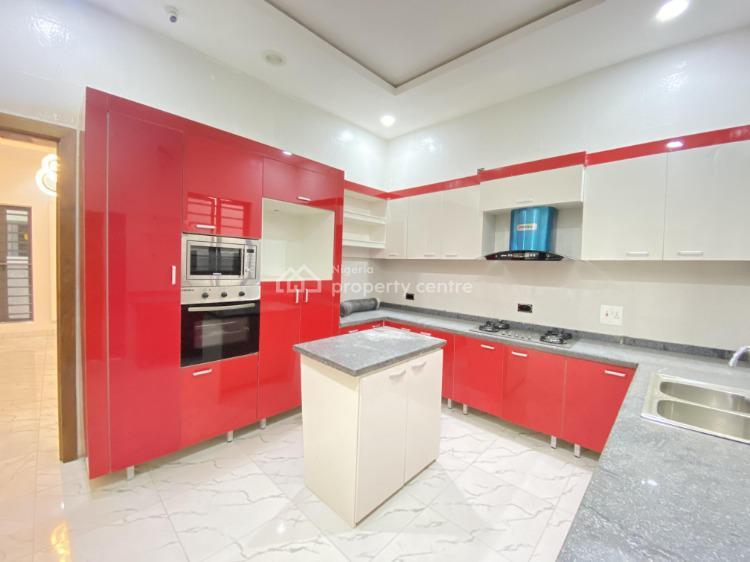 Beautiful 5 Bedroom Detached Duplex, Chevron Area, Lekki, Lagos, Detached Duplex for Sale