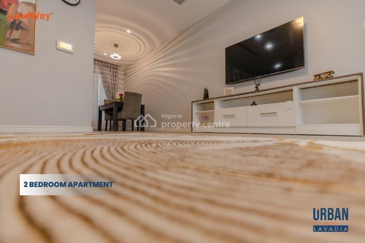 2 Bedrooms Apartment, Urban Prime 3 (phase 2) Abraham Adesanya, Ogombo Road, Ajah, Lagos, Flat for Sale