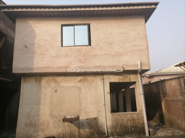 a 5 Bedroom Detached Duplex with 2 Units of 2 Bedroom on  996.15sqm, Palmgrove, Ilupeju, Lagos, Detached Duplex for Sale