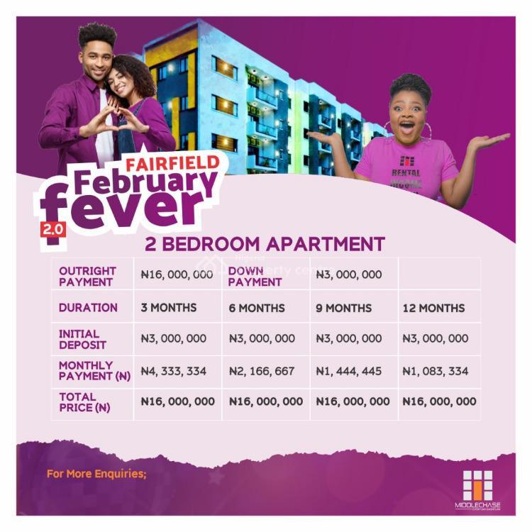 Fairfield Apartment, Abijo, Lekki, Lagos, Flat for Sale