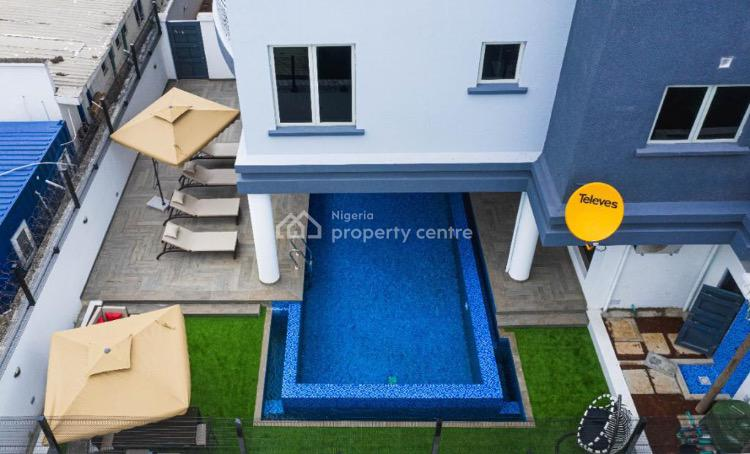 Brand New 3 Bedroom Serviced Apartment Available, Off Ajose Adeogun, Victoria Island (vi), Lagos, Flat for Rent