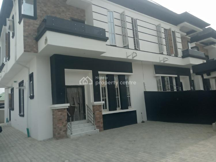 Self Contained, Green Ville Estate, Osapa, Lekki, Lagos, House for Rent
