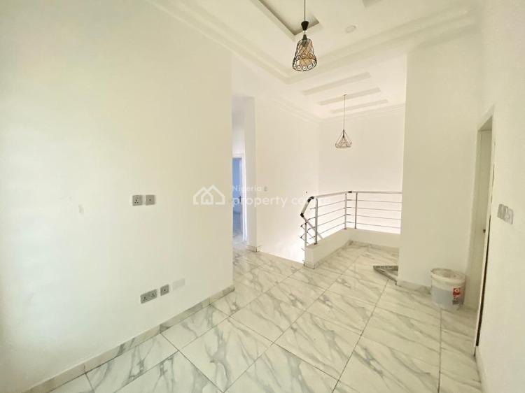 Brand New 4 Bedroom Semi Detached Duplex, Chevron Drive Estate, Lekki, Lagos, Semi-detached Duplex for Sale