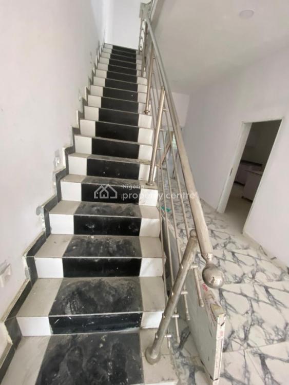 4 Bedrooms Semi Detached Duplex with Bq, 2nd Tollgate, Lekki, Lagos, Semi-detached Duplex for Sale