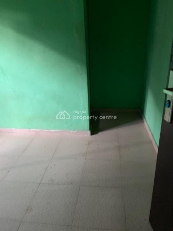 2 Bedroom Flat, Omowunmi Amoshe Street, Meiran, Agege, Lagos, Terraced Bungalow for Rent