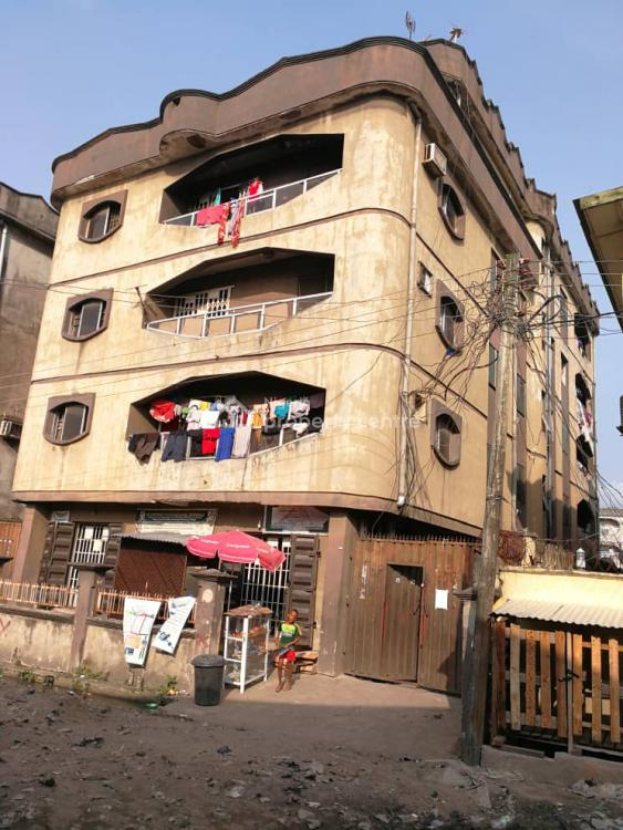 8 Flats of 6 Three Bedrooms and 2 Mini Flat, Apapa Road, Apapa, Lagos, Flat for Sale
