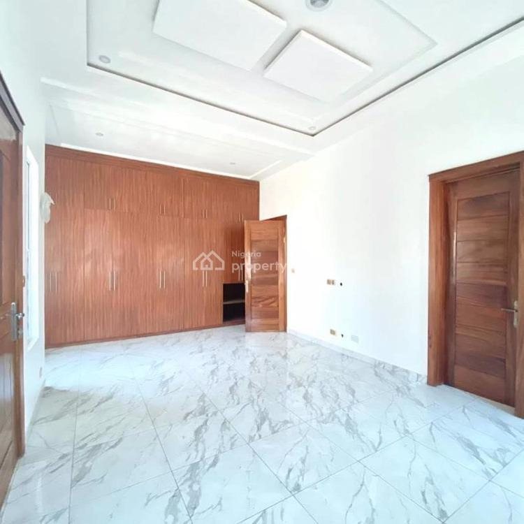 Brand New 5 Bedrooms Fully Detached Duplex with a Maids Room, Osapa, Lekki, Lagos, Detached Duplex for Sale