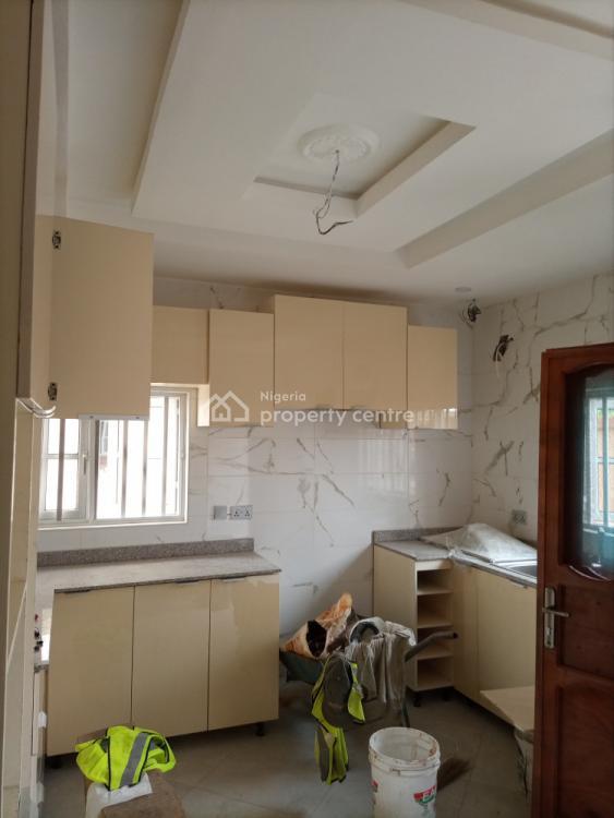 Brand New Luxury 4 Bedroom Semi Detach Duplex with Bq, 7 Salton Gate Estate Lbs, Ajah, Lagos, Semi-detached Duplex for Rent