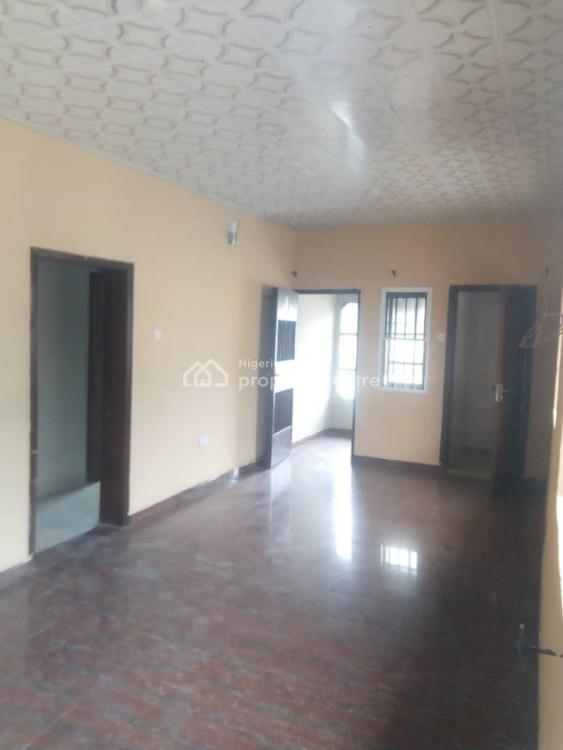 Lovely 2 Bedroom Flat Upstairs, Slightly Off Adelabu Street, Surulere, Lagos, Flat for Rent